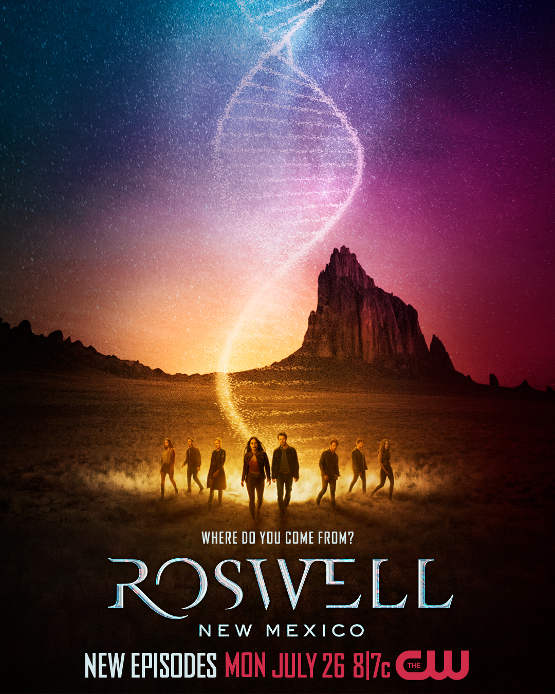 Out Of This World: Point Classics track placed in CW show 'Roswell, New Mexico'